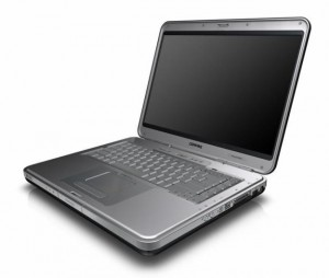 A stock photo of the Compaq Presario v5000.